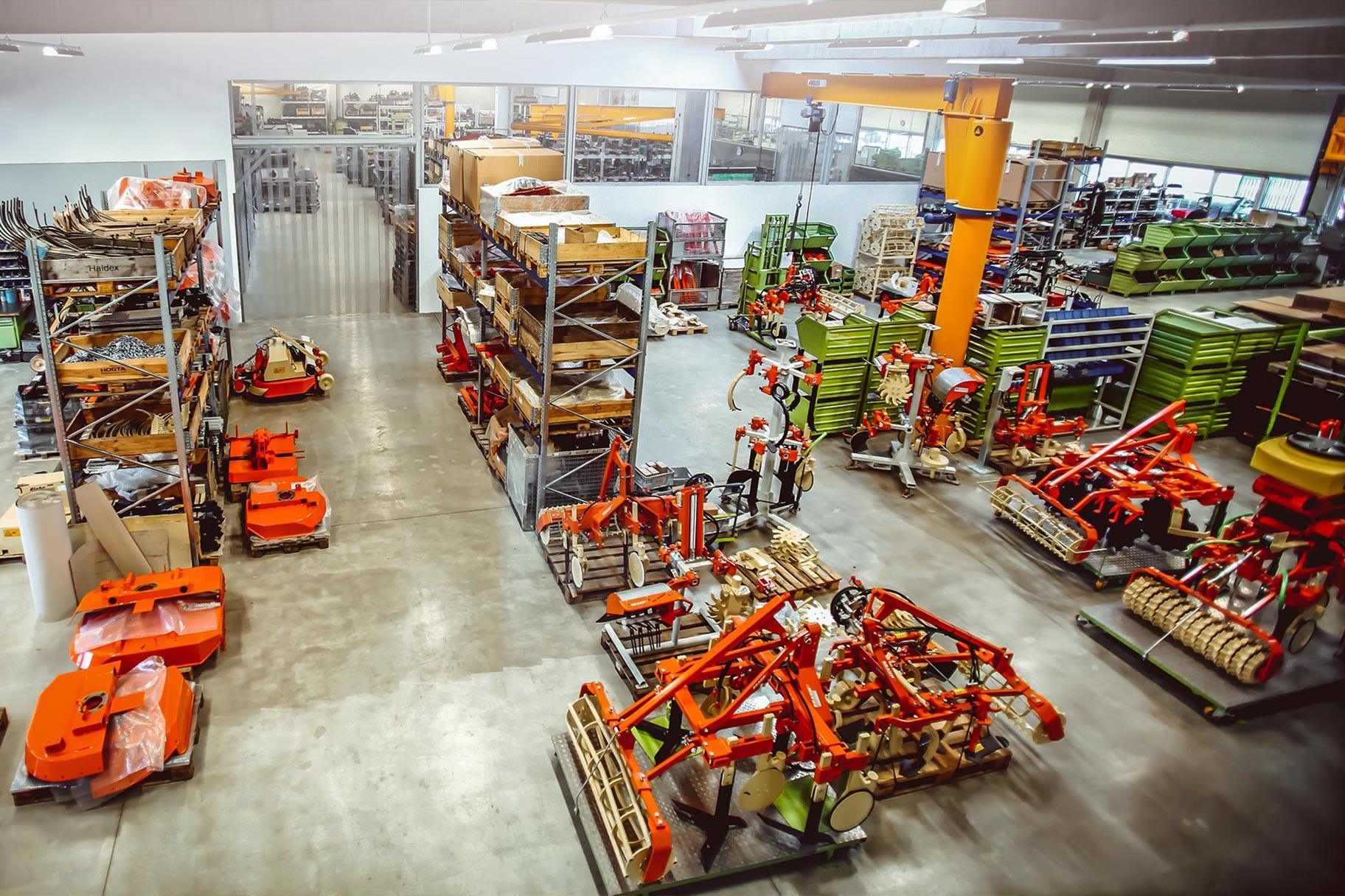 Firmenchronik – Braun Maschinenbau